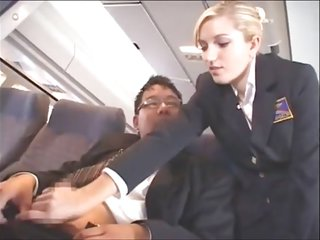 Kylee Reese as Stewardess Dandy-071